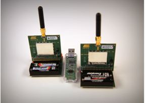 AT86RF212B eval kit
