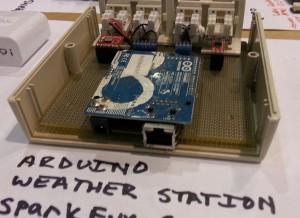 arduinoweather