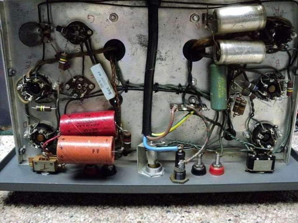 Heathkit-PS-3-power-supply_underside