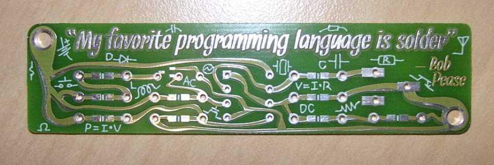 Bob-Pease_My-favorite-programming-language-is-solder