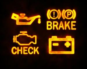 Auto-warning-lights
