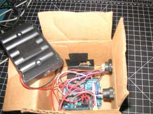 Arduino-battery-in-a-box