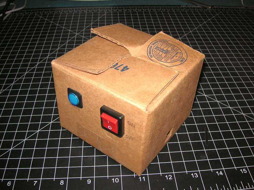Arduino-in-a-box