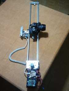 Arduino-time-lapse-dolly