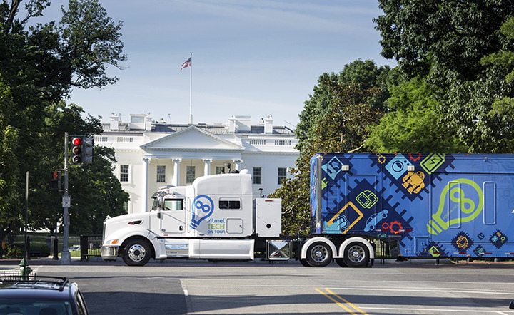 truckandwhitehouse