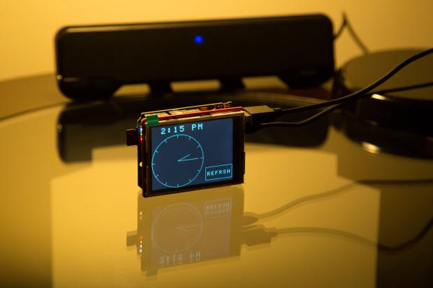 DIY Alarm Clock | Atmel | Bits & Pieces