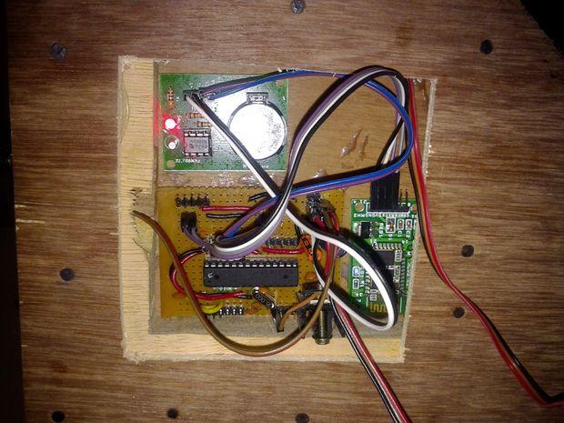 Creating an infinity mirror clock with arduino atmel