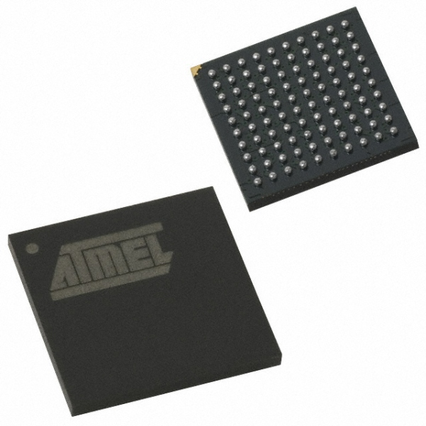 Atmel-BGA-package