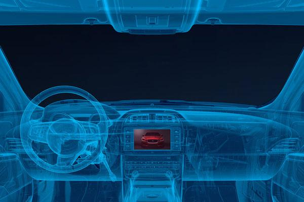 Jaguar-XE-sedan-interior