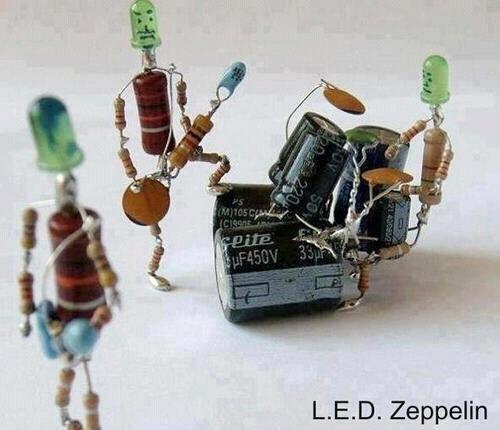 L.E.D.-Zeppelin