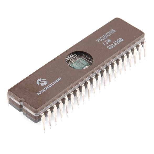 MicroChip-UVEEPROM-microcontroller