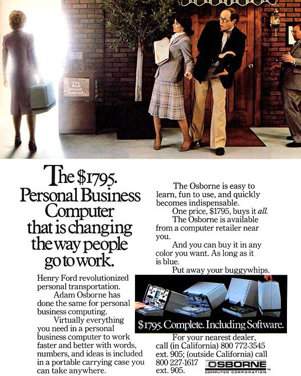 Osborne-Computer