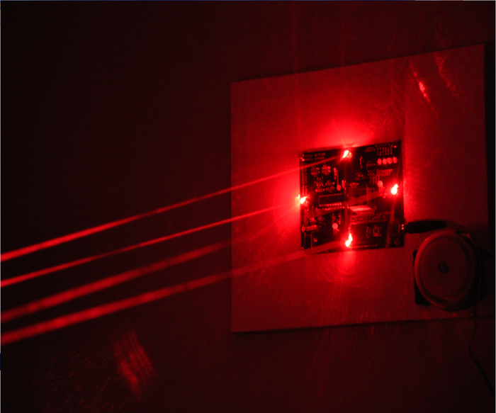 Arduino Laser Security Shield -Use Arduino for Projects