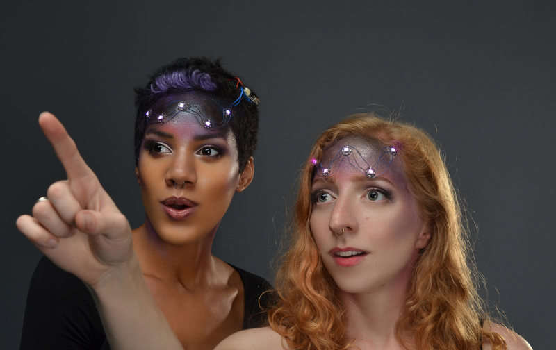 flora_GEMMA_SPACE_FACE_galaxy-makeup-Becky_Stern_and_Risa_Rose