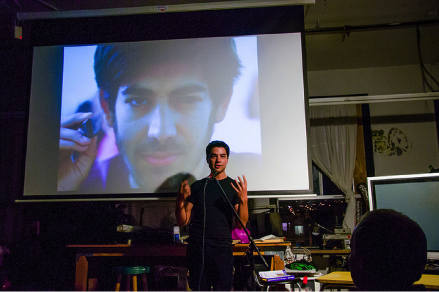 Interview-with-Mitch-Altman-Noisebridge-Cofounder-Guest-