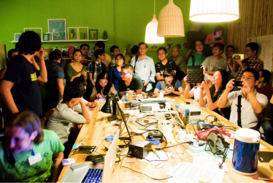 Interview-with-Mitch-Altman-Noisebridge-Mitch-China-Global-Hackerspaces