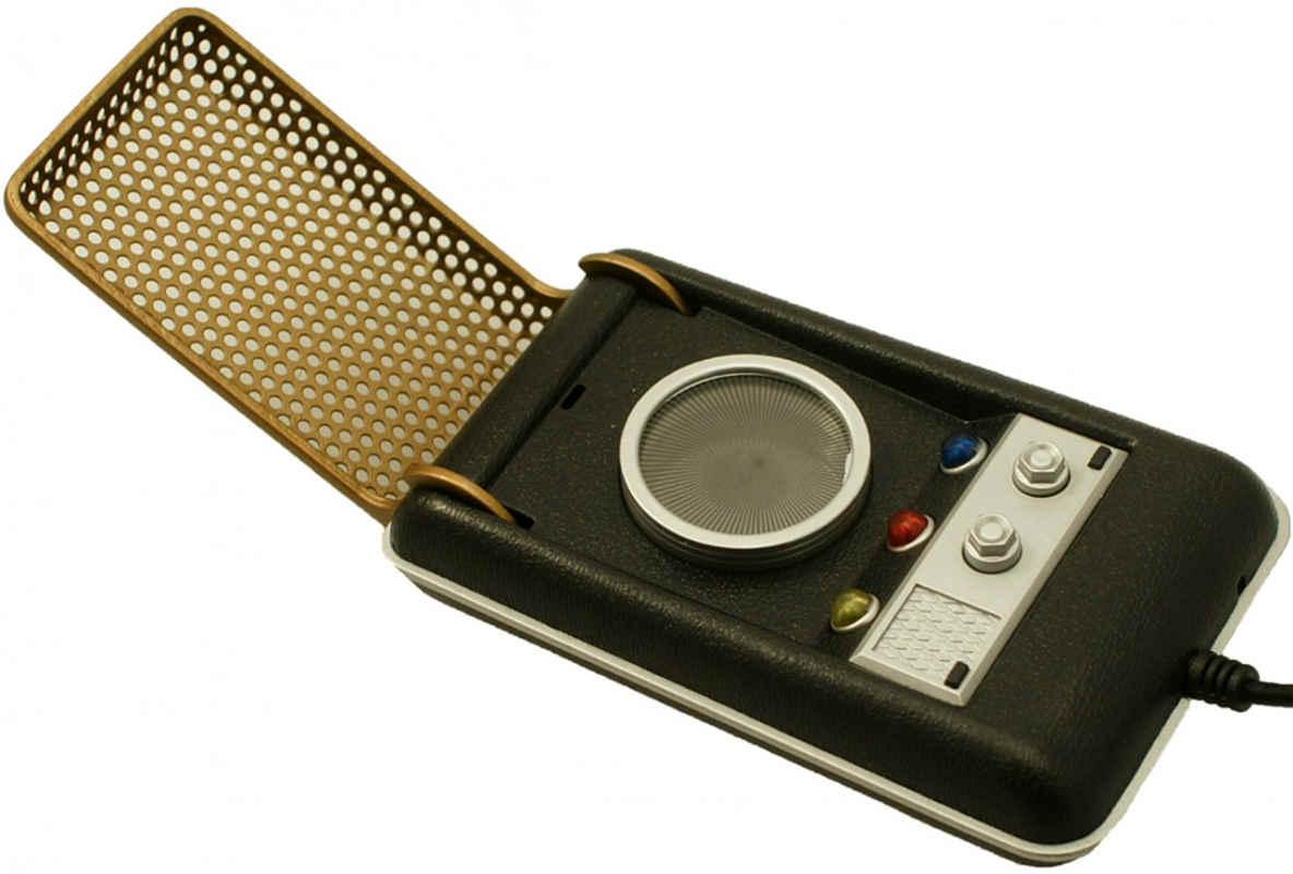 The Onyx is a real-life Star Trek communicator | Atmel