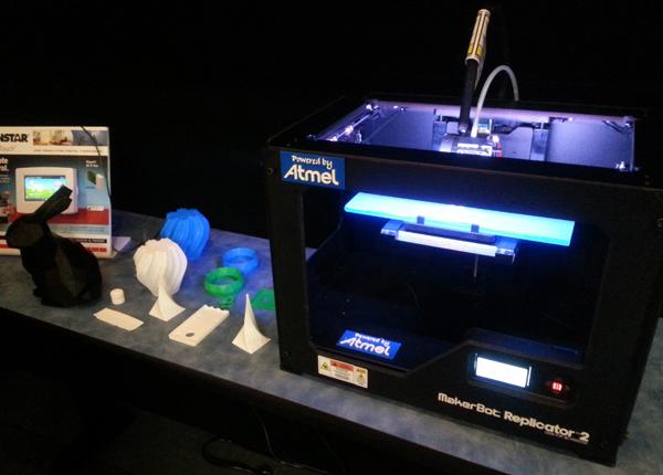 Atmel-MakerBot-Replicator-2