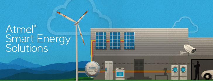 Atmel-Smart-Energy-Solutions