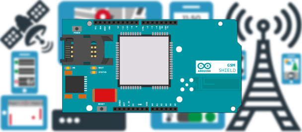 arduino mobile cellular network