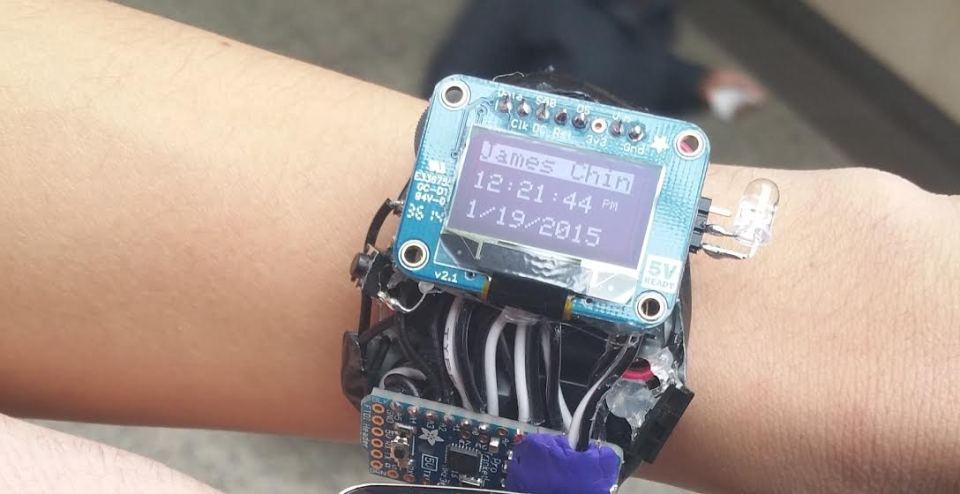 james-chin-diy-smartwatch