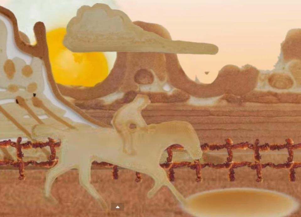 pancake gallop
