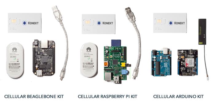 Konekt Dash is a hardware agnostic cellular dev kit for the IoT | IT