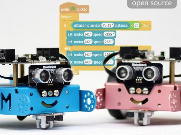 Программирование Arduino в Scratch #3