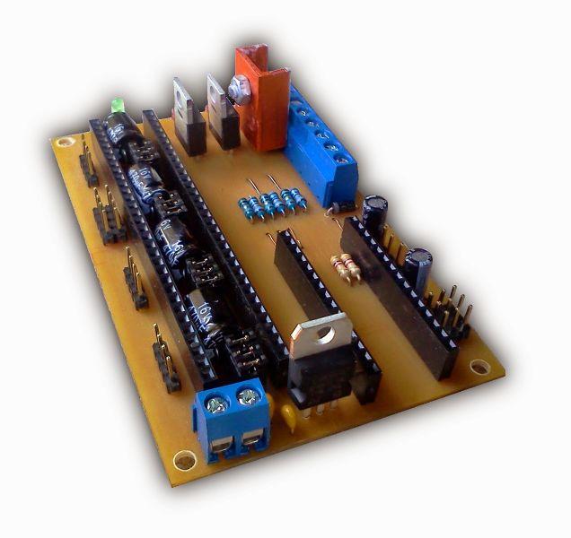 D printer controller board atmel bits pieces