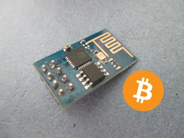 Bitcoin-Price-Ticker-using-ESP8266-WiFi-Module
