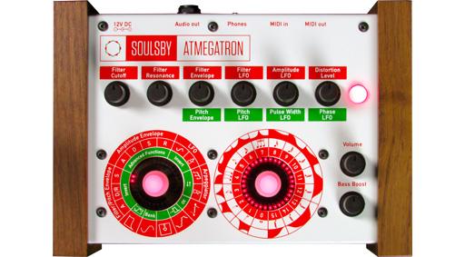 Atmegatron is an 8-bit mono synth | IT Eco Map & News Navigator