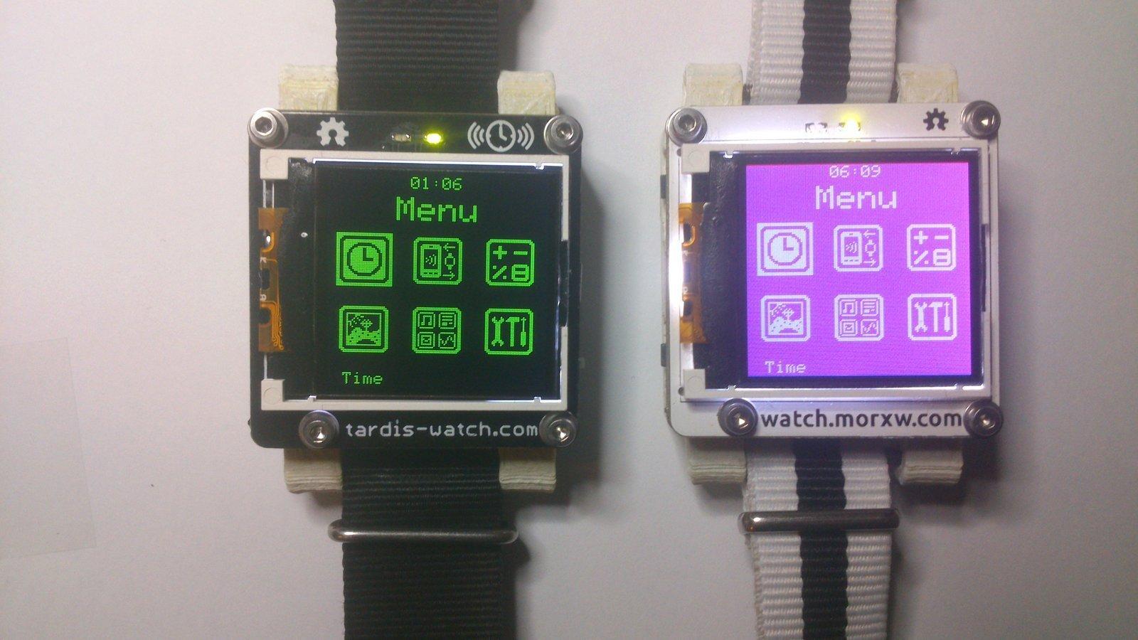 DIY smartwatch | Atmel | Bits & Pieces