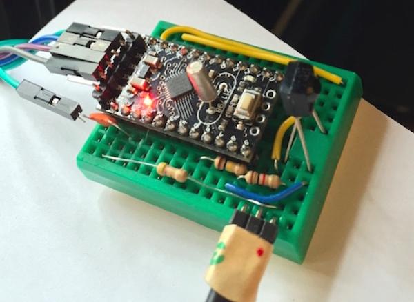 Arduino pro mini atmel bits pieces page