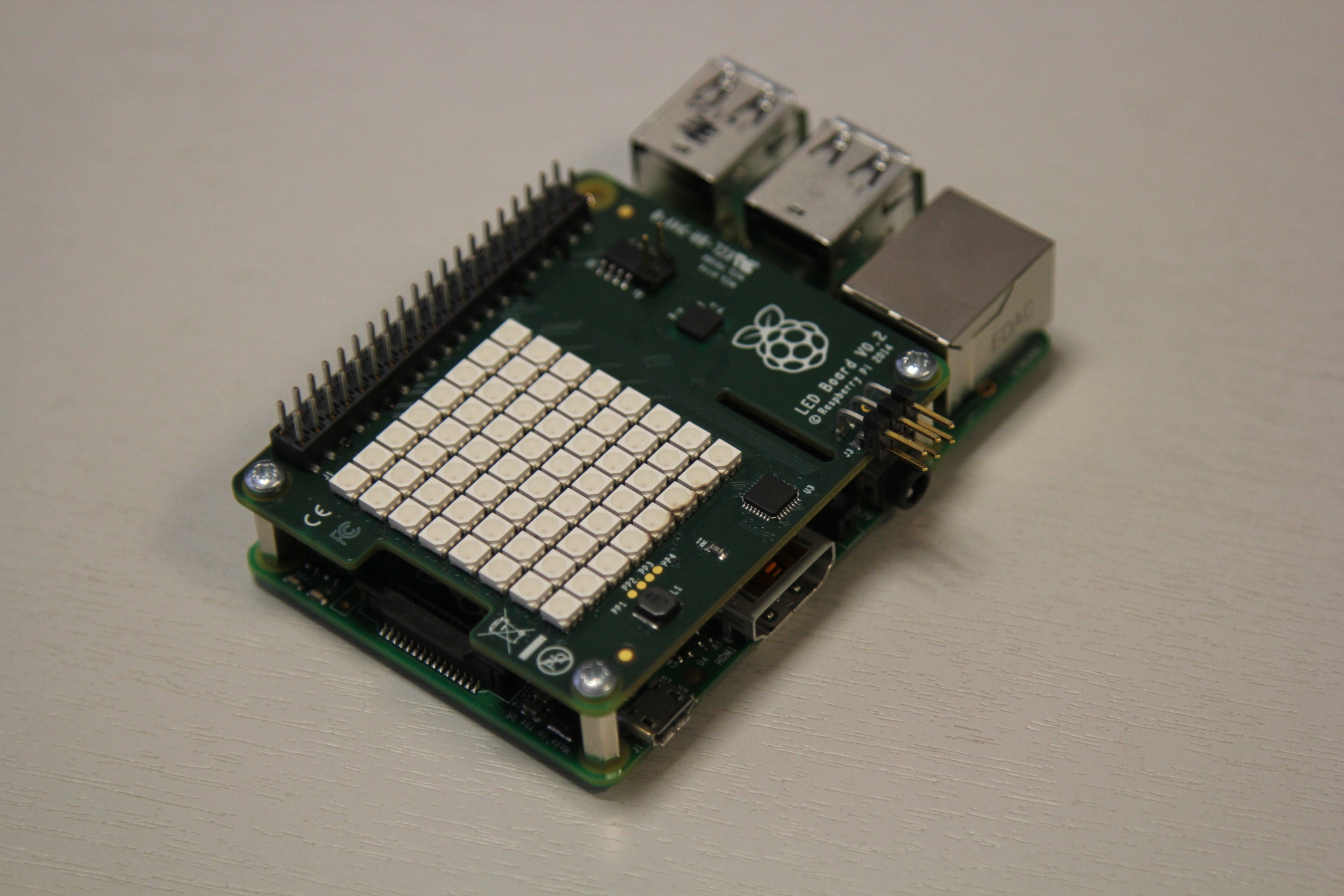 Sense HAT is an add-on board for the Raspberry Pi | IT Eco ... on