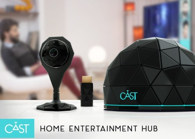 CAST-Home-Entertainment-Hub