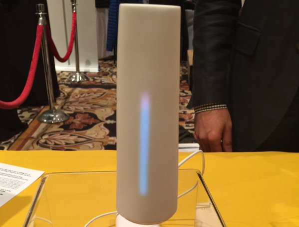 Droppler measures water consumption by listening to how much noise your faucetmakes