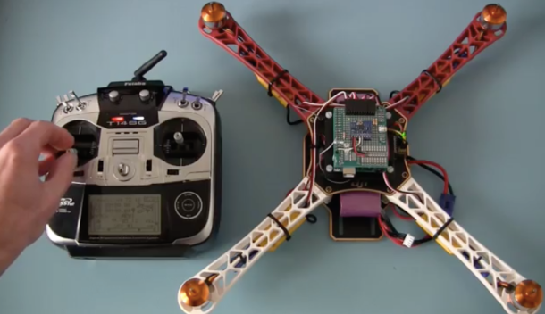 It's never been so easy to build your own Arduino-based quadcopter