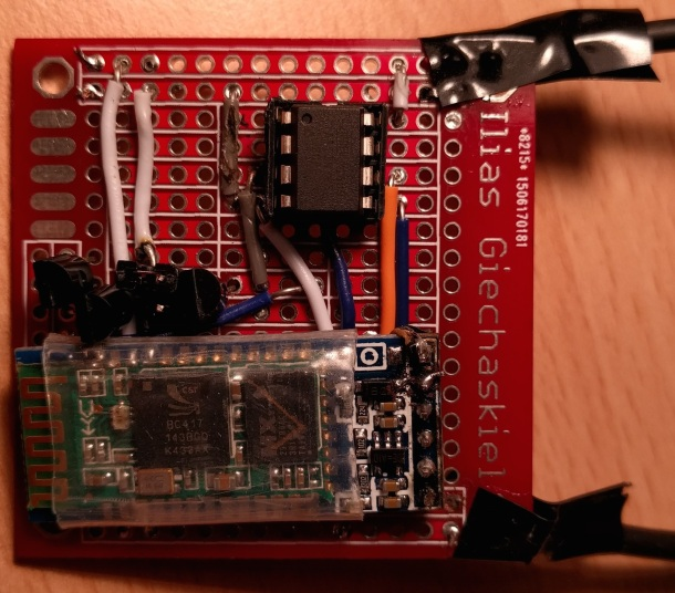 Building a power switch forChromecast