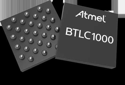 Atmel's BTLC1000