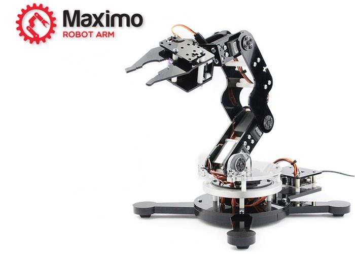 Maximo-Robot-Arm