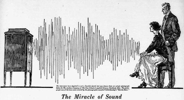The Miracle of Sound all Around US